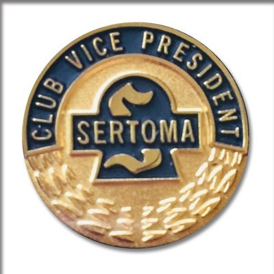 Club Vice President Pin