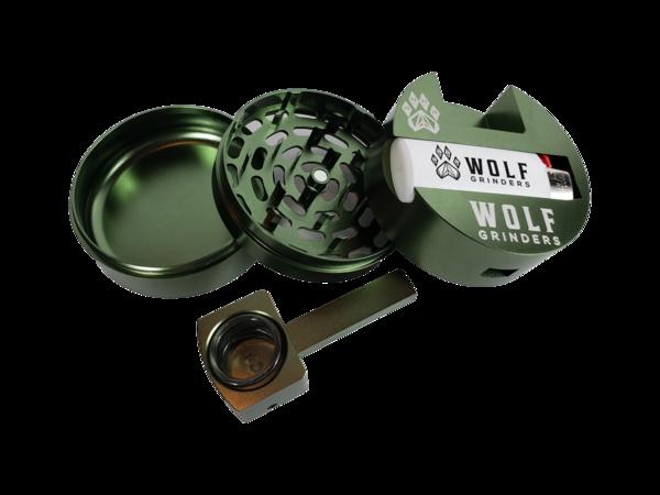 Wolf Grinders Big Bowl