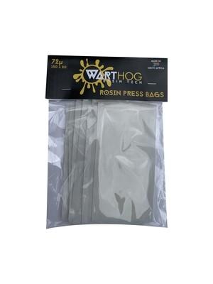 Warthog Rosin Bags 140/80 115 Micron