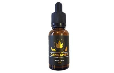 Pet CBD Oil (ZERO THC)
