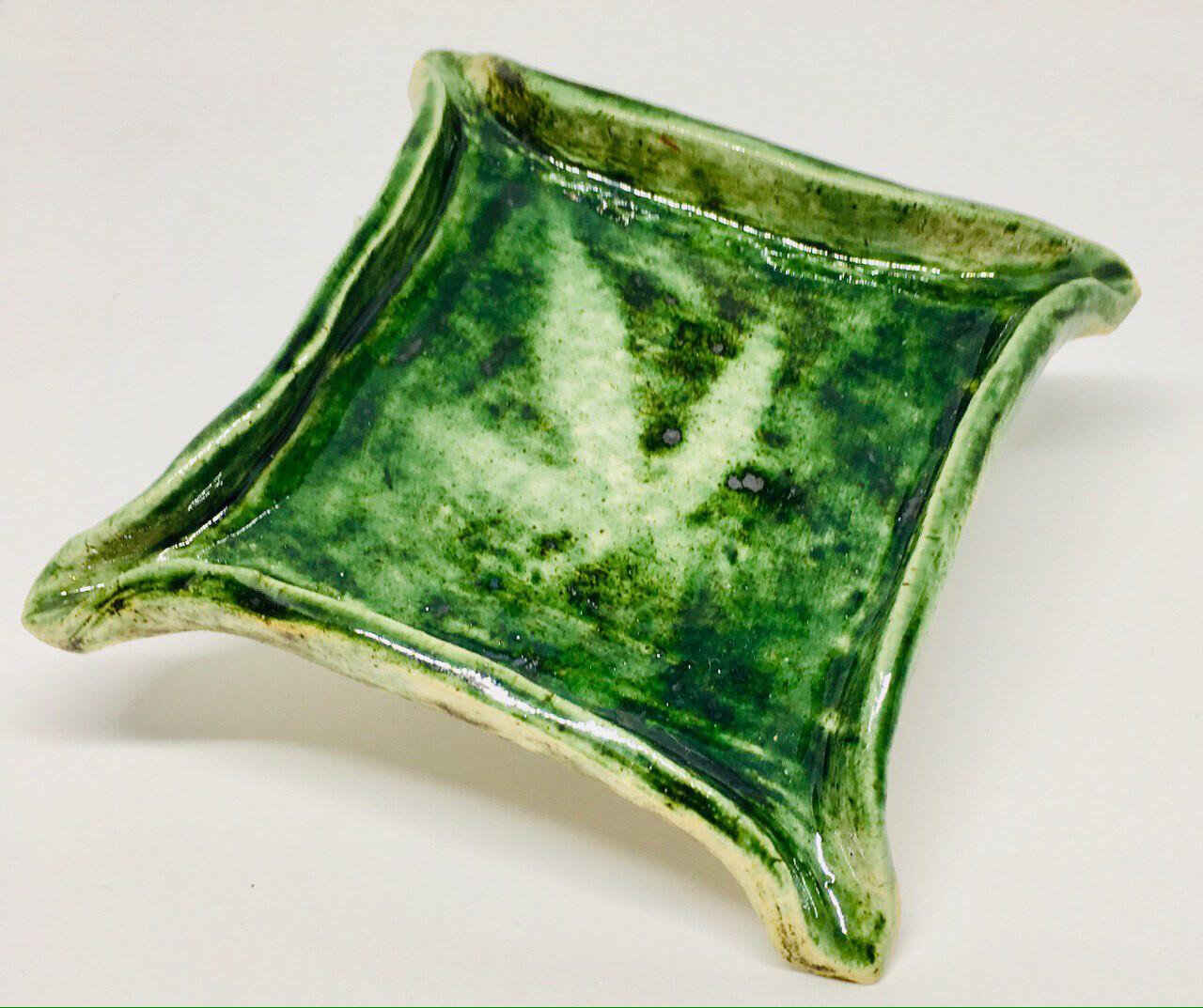 Ceramic Ashtray Handmade