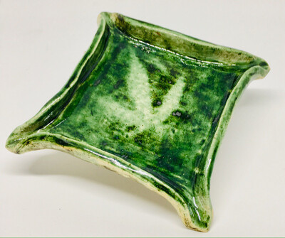 Ceramic Ashtray Handmade