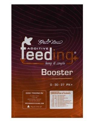 Booster Powder Feed