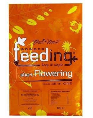 Short Powder Feed