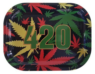 Rolling Tray 420 Colour