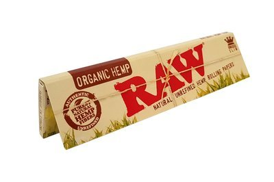 RAW Hemp King Size