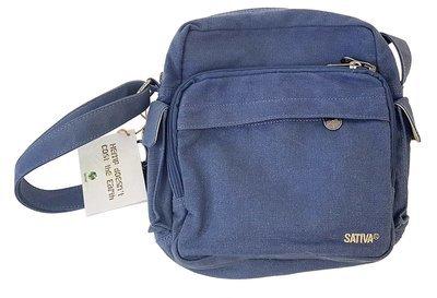 Sativa Hemp Shoulder Bag