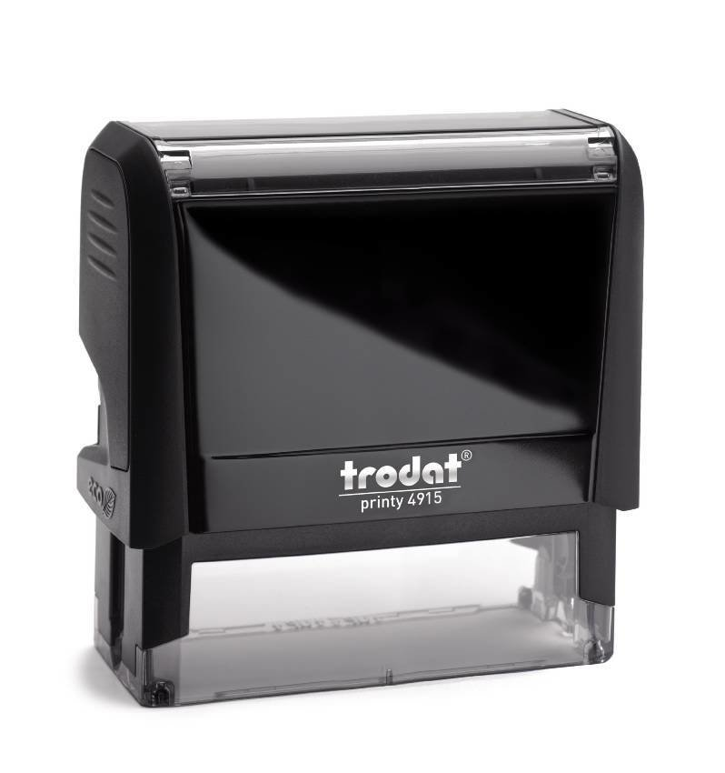TRODAT 4915 - TESTO 6 RIGHE - MM 70X25 TRO4915