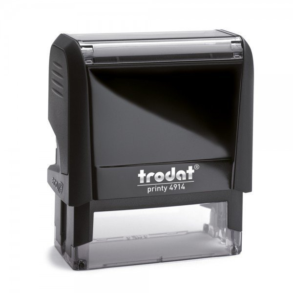 TRODAT 4914 - TESTO 6 RIGHE - MM 64x26 TRO4914