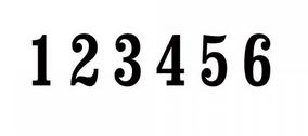 TRODAT NUMERATORE AUTOMATICO 5756 METALLO