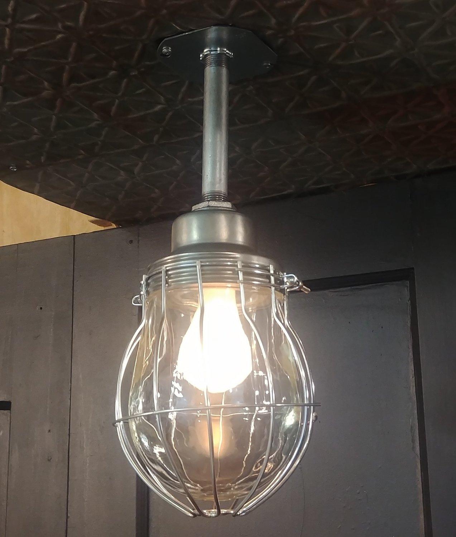 Vintagehardwareco shop appleton explosion proof light fixture cage globe arubaitofo Gallery