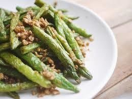 XCN【小厨娘】Dry fried green beans 干煸四季豆