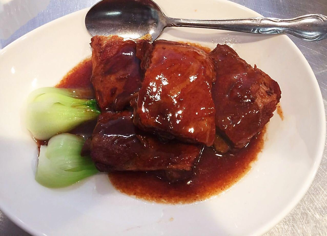 JNC【江南村】江南红烧肉 Jiangnan Red Braised Pork (Closed Tuesday)