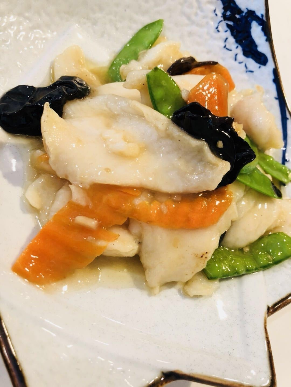 JNC【江南村】糟溜鱼片 Stewed Sliced Fish w/ Bamboo Shoot (Closed Tuesday)