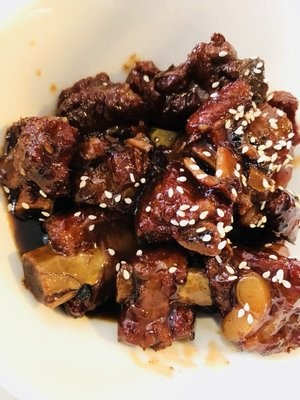 JNC【江南村】糖醋小排 Sweet & Sour Spare Ribs (Closed Tuesday)