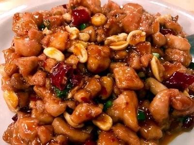 XCN【小厨娘】Kungpao Chicken 宫保鸡丁