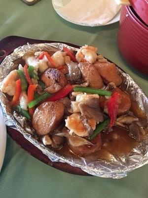 XCN【小厨娘】Seafood Tofu 海鲜玉子豆腐