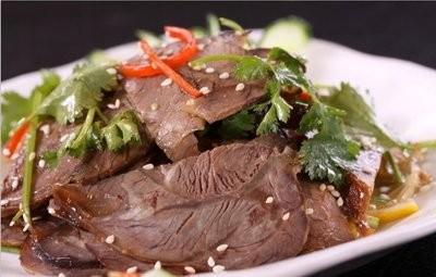 XZXW【湘知湘味】香菜拌牛肉