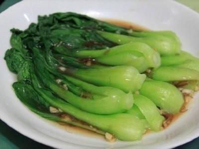 XCN【小厨娘】Fried Seasonal Vegetable 炒时蔬
