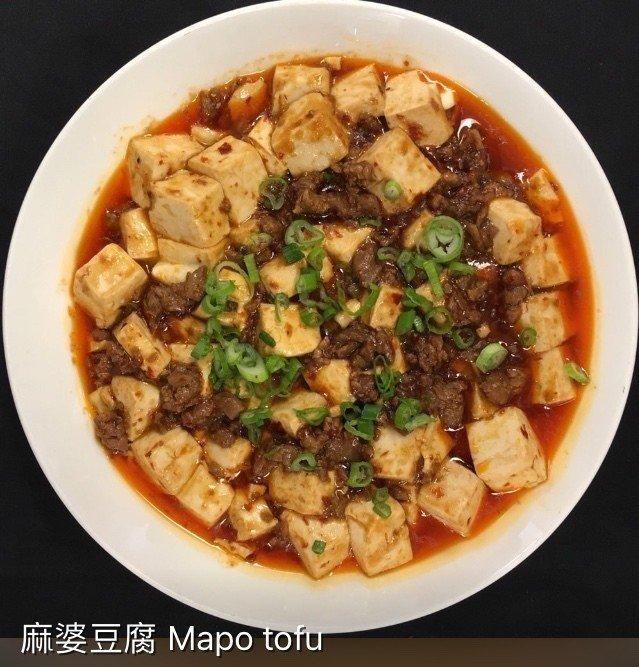 XSH【小上海】麻婆豆腐 Mapo Tofu(周一休息)