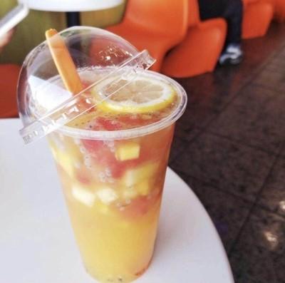 BD【冰岛】❄水果茶Fruit tea