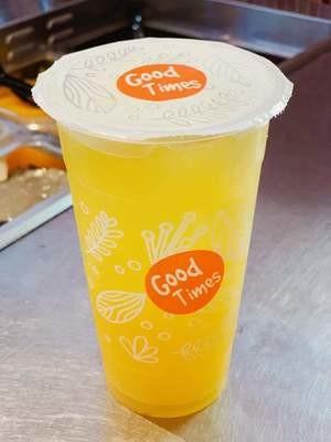 BD【冰岛】❄新鲜桔子茶 Fresh orange tea