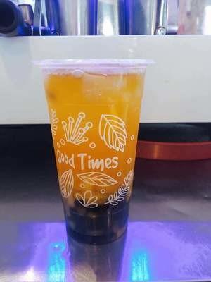 BD【冰岛】❄百香果绿茶 Jasmine passion fruit green tea