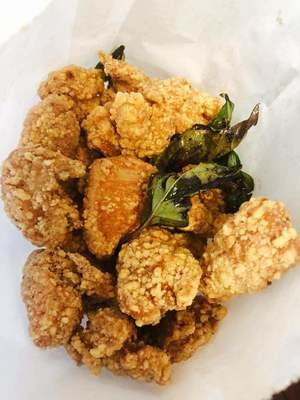 BD【冰岛】盐酥鸡 Crispy chicken nuggets