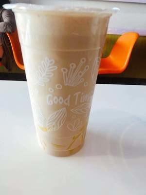 BD【冰岛】❄水蜜桃乌龙奶茶 Peach Oolong milk tea