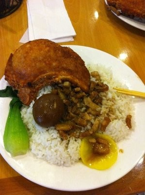 XFL【喜富来】排骨饭 Pork Chop Rice(周二休息)