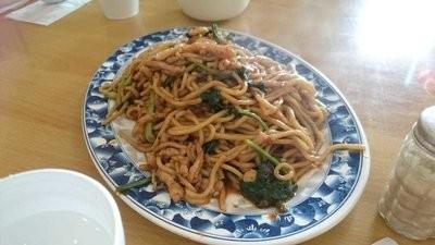 XFL【喜富来】沙茶炒面 Stir Fry Noodle with Sacha Sauce(周二休息)