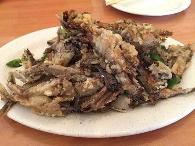 XFL【喜富来】椒盐沙丁鱼 Salty Sardine Fish (周二休息)