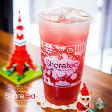【Sharetea】❄Strawberry Black Tea