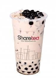 【Sharetea】❄经典珍珠奶茶 Classic Pearl Milk Tea