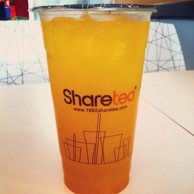 【Sharetea】❄Mango Green Tea