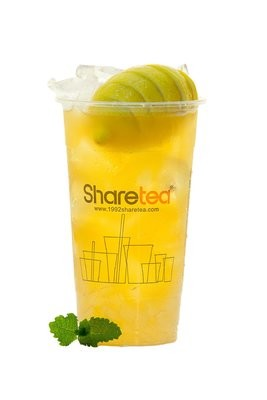 【Sharetea】❄Whole Lemon Black Tea/Green Tea