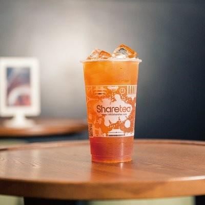 【Sharetea】❄Passion Fruit, Orange & Grapefruit Tea