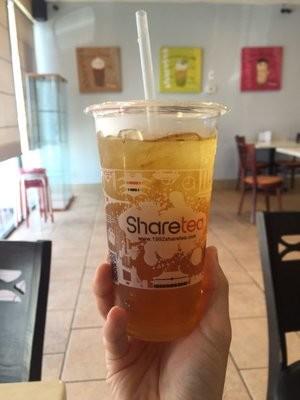 【Sharetea】❄Honey Black / Green Tea
