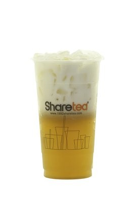 【Sharetea】❄Wintermelon with Fresh Milk (Non-Caffeinated)