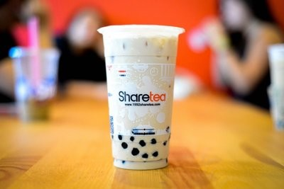 【Sharetea】❄Boba Fresh Milk (Non-Caffeinated)