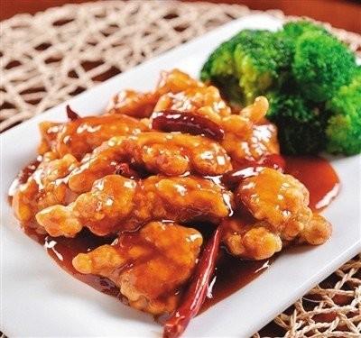 YR【长江】左宗鸡 General Tao's Chicken  (Closed Tuesday)