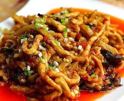 YR【长江】鱼香肉丝 Yu Shiang Pork  (Closed Tuesday)