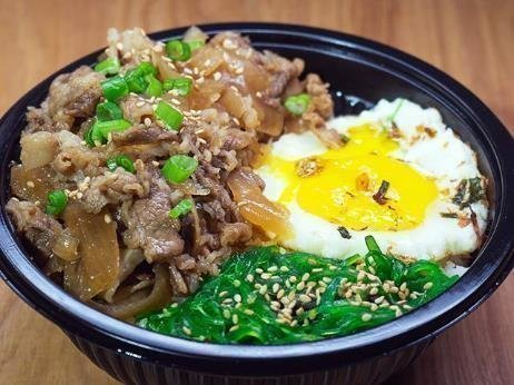 PC【盼茶】Gyu Over Rice