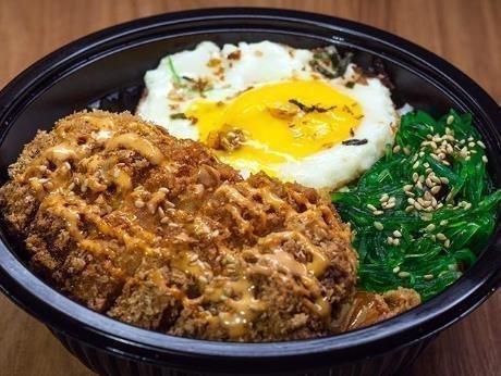 PC【盼茶】Pork Katsu Over Rice