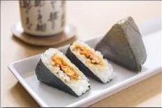 PC【盼茶】Salmon Rice Ball