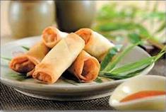 PC【盼茶】Spring rolls (3)