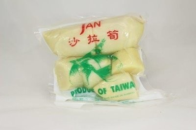 【Welfresh Produce】BAMBOO SHOOT(300G) - JAN (KING INT.) 台湾色拉笋, 1 ea(每天上午9点截单)