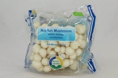 【Welfresh Produce】WHITE BEECH MUSHROOMS 白玉菇, 1 ea(每天上午9点截单)
