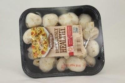 【Welfresh Produce】WHOLE MUSHROOM - MONTEREY 鲜磨菇, 1 ea(每天上午9点截单)