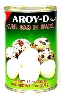 【Welfresh Grocery】AROY-D QUAIL EGG 鹌鹑蛋(每天上午9点截单)